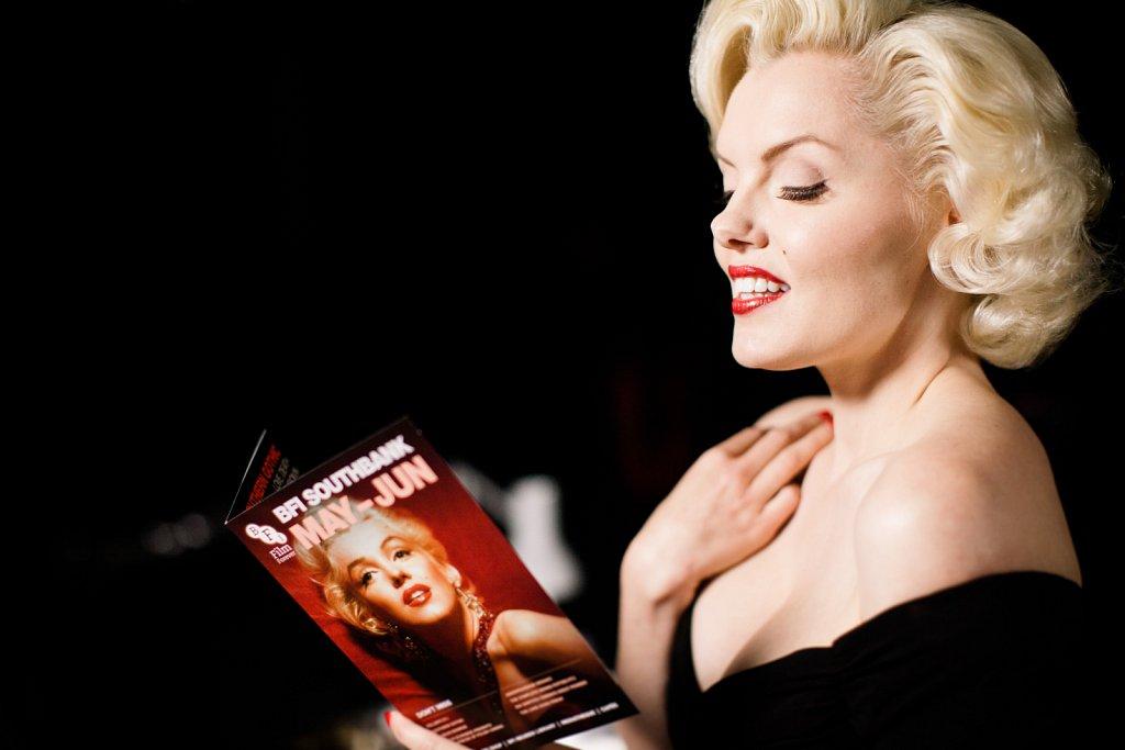 Marilyn Monroe (Suzie Kennedy)