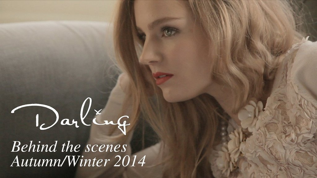 Video: Darling Autumn/Winter 2014